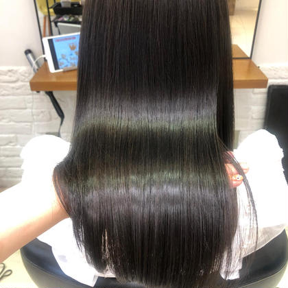 🍀髪質改善シングル施術🍀【弱めの縮毛矯正効果&傷み修復】