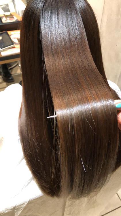 ❤️ストレートパーマ&髪質改善ボトメント❤️➕毛先の調整サービス✂︎
