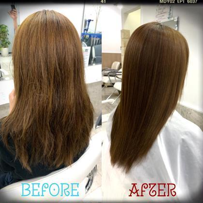 ‼️💘マツコ会議で話題💘‼️髪質改善トリートメント➕カット