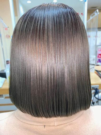 【髪質改善人気No. 1】💍髪質改善フルコース💍究極の髪質改善シルクトリートメント【プラチナ】+カット🌟