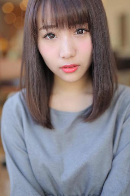 Agu hair muse 多賀城所属・Agu hairmuse 多賀城店のスタイル