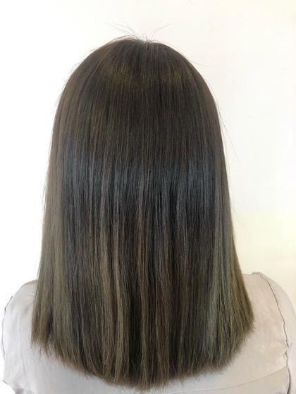 【平日限定】トリートメントショットで美髪チャージ✨+カット