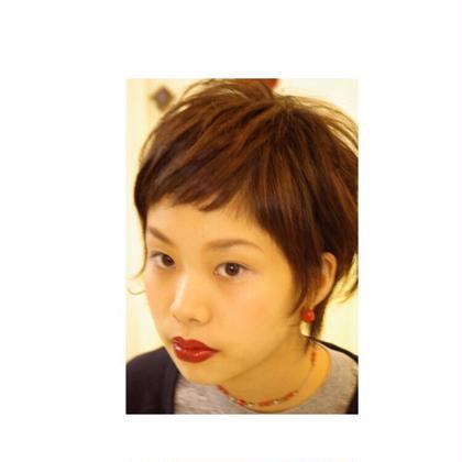 🔸自然な動きあるカラー✨おすすめです🔸カット+ミルフィーユカラー