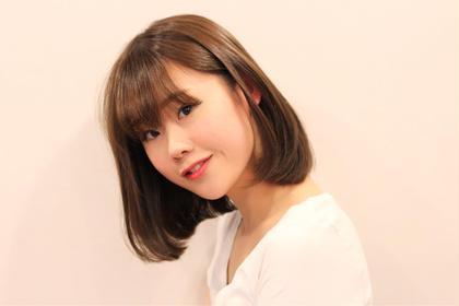 10月末まで★カット+カラー+ヘッドスパ¥5400