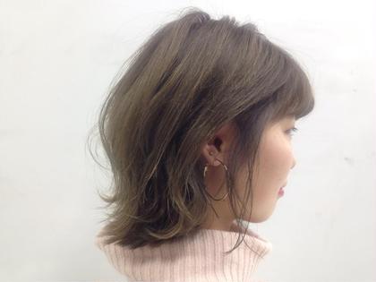Ash高幡不動店所属・室岡咲希のスタイル