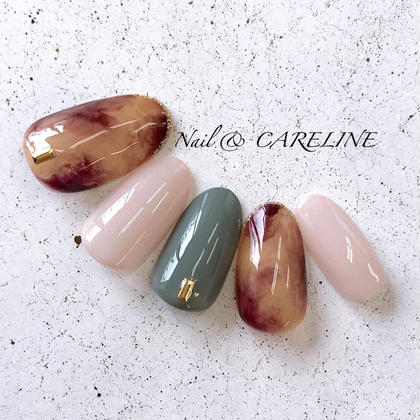 ケアライン熊谷所属のケアライン 熊谷【CARELINE】のネイルデザイン