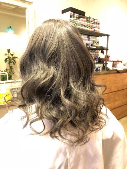 Moda by GRANDE所属・hair salonmodaのスタイル