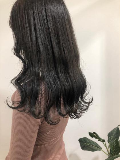 シースルーグレージュ🍨   トーンダウンしたい方へ 髪色に制限のある方へ 透明感が欲しい方へ 提案しております☁️