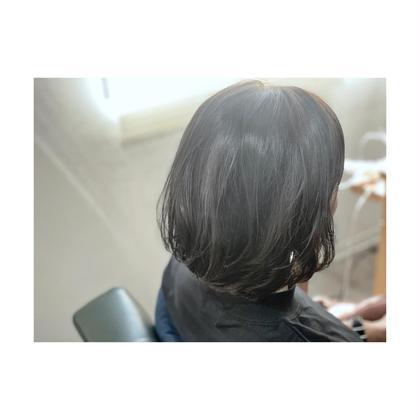 オッジィオットトリートメント最強説「艶がやばいボブ」 irobyMIIA所属・前田健太のスタイル