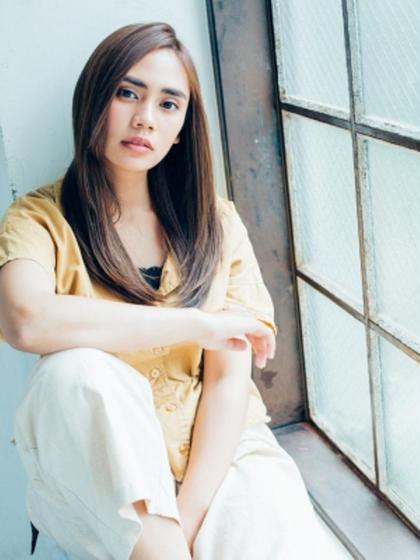 【9~17時平日限定】カット+リタッチカラー+ハホニコ3STEP Tr ¥4600