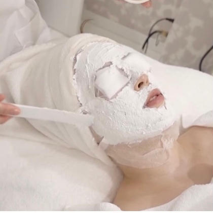 【酵素洗顔パック】ゴワつき、くすみ、毛穴‼️肌にたまった古い角質や毛穴の黒ずみをすっきりキレイに✨AIお肌診断付き