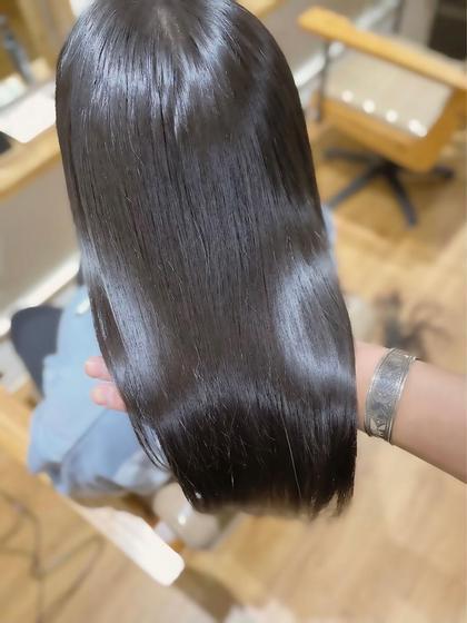 美髪矯正☘️TOKIO de SINKA(トキオデシンカ)縮毛矯正 ¥11800