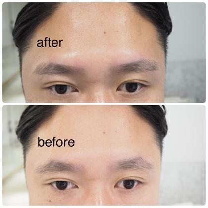 【初回限定】アイブロウスタイリング WAXと毛抜きを使用し、骨格に合わせた眉毛をデザインします♩男性も女性も歓迎☺️