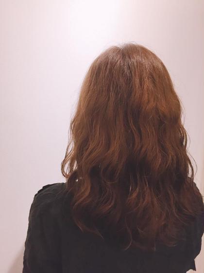 ゆるウェーブパーマ! 美容室BCBG朝霞店所属・寺島有紗のスタイル