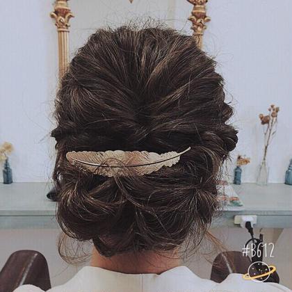 hair set〻  ゆるふわヘアセット🌿 VOGUE LOGIC所属・馬場明日香のフォト