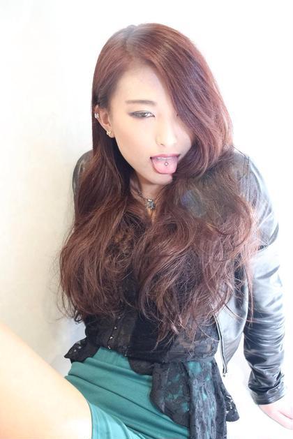 シェクシーロング ()inni hair design works所属・HIROTAHAYATOのスタイル