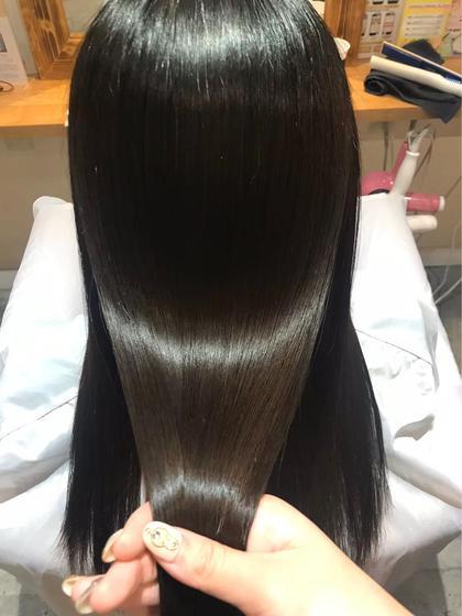 🐬【髪質改善】🐬 超音波Aujuaトリートメント