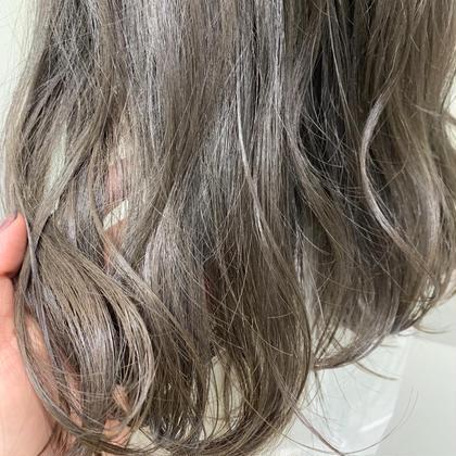 💜🌛平日限定🌜💜髪質改善ケアカラー + さらさら枝毛カット🌱