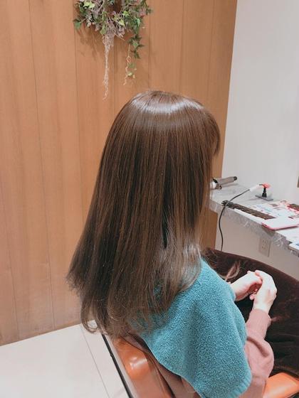 メリーランド 日吉所属の中村麻衣子のヘアカタログ