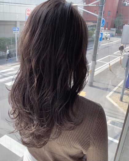 【ダメージ最小限】カット&ダブルカラー(Rトリートメント)