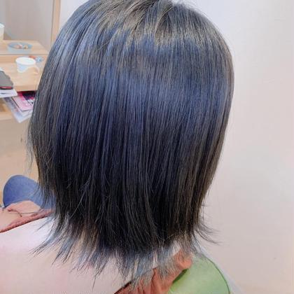✨大人気✨カラー+髪質改善トリートメント