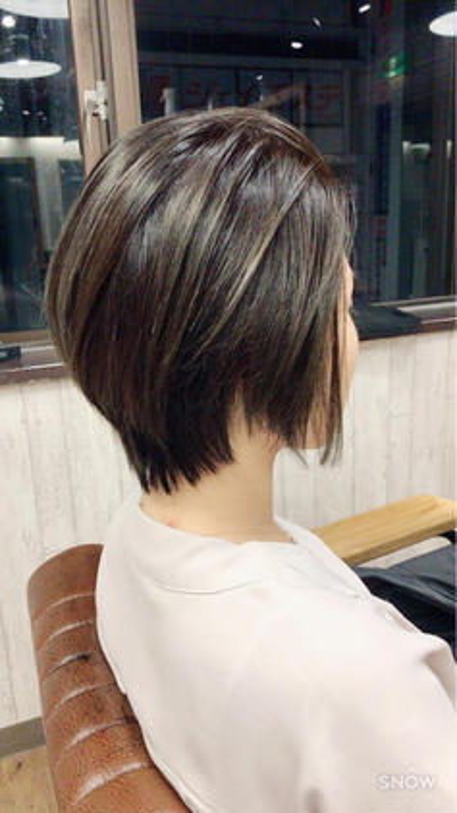 【⭐️1日3名様限定⭐️】前髪カット+外国人風カラー+1stepトリートメント