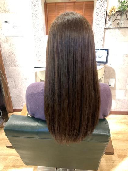 【美髪☆スペシャルクーポン】カットイルミナカラー+インカラミTr ¥12500