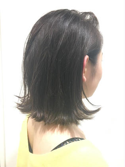 EIGHTsecond【エイト】新宿店所属の店長伊藤教道のヘアカタログ