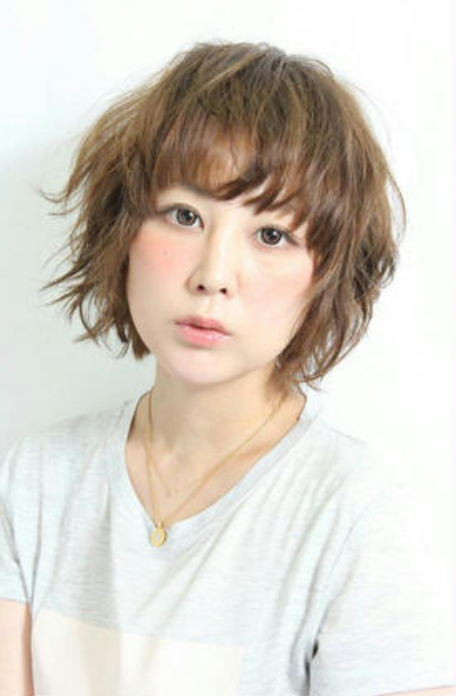 hair circle geep 石井店所属・永見敏英のスタイル