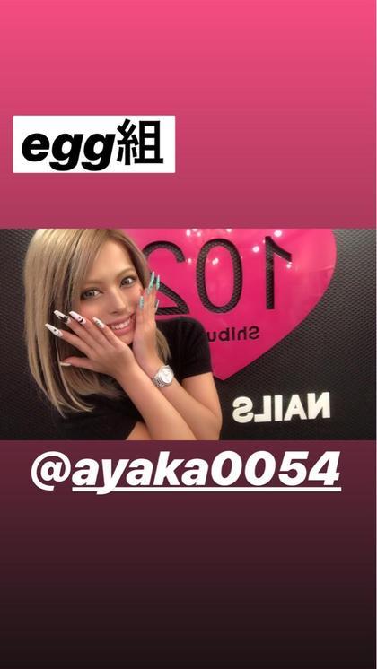 その他 カラー キッズ ネイル メンズ ロング egg あやかてぃーんちゃんご来店 03-5728-4343