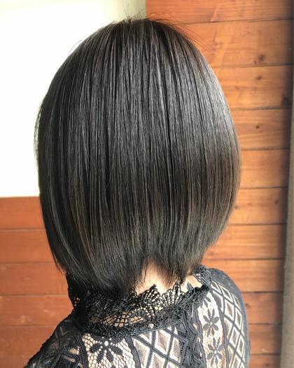 ✨艶髪✨縮毛矯正