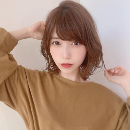 【💕コロナ生活応援キャンペーン💕】カット+フルカラー+トリートメント