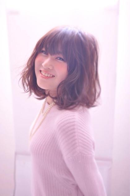 ふわふわで女子力アップ elfo エルフォ所属・エルフォカットモデル募集のスタイル