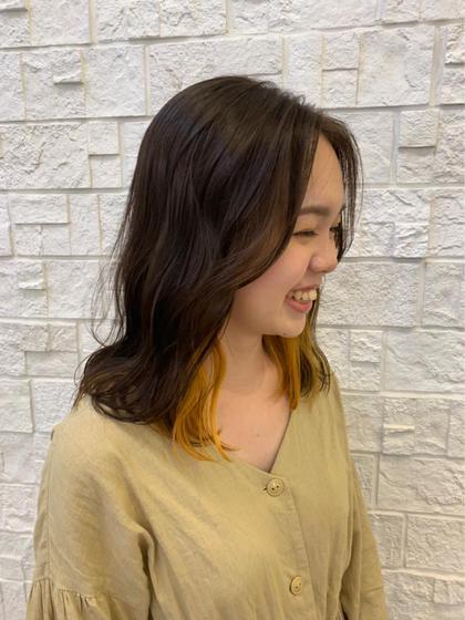 ALoha所属の扇みーるのヘアカタログ
