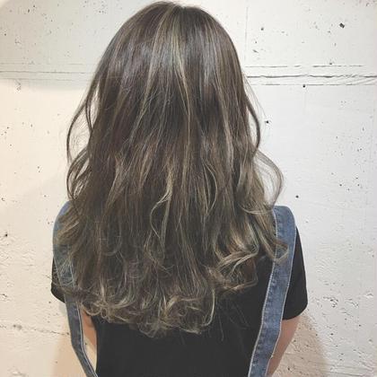 赤みの強い方でも、くすみを出せるので任せてください! hair&make EARTH大宮駅前店所属・大島恵のスタイル