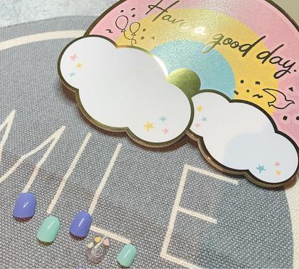 kidsネイル(マニュキュア)Art1本付き🐻🌈