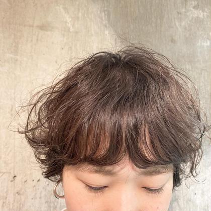 [初回限定]前髪カット