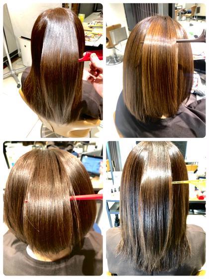 髪質改善ボトメント+メンテナンスカット