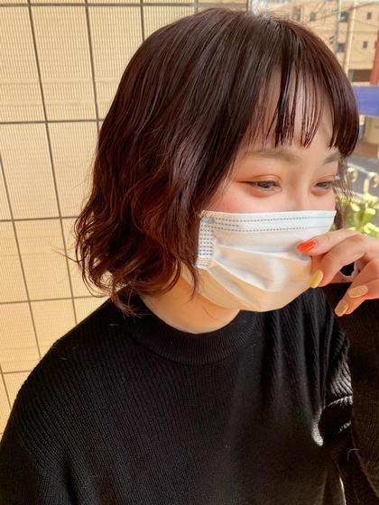 【人気!】オーガニックカラー¥3410