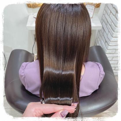 ✨1月限定超音波アイロン無料✨🐇前髪カット+フルカラー+③stepハホニコ🐇