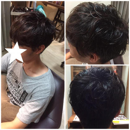 HAIR Cranial   毛髪補修クリニック所属・イワザキリョウタのスタイル