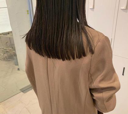 イルミナカラー+内部補修ケア+選べる髪質改善シャンプー
