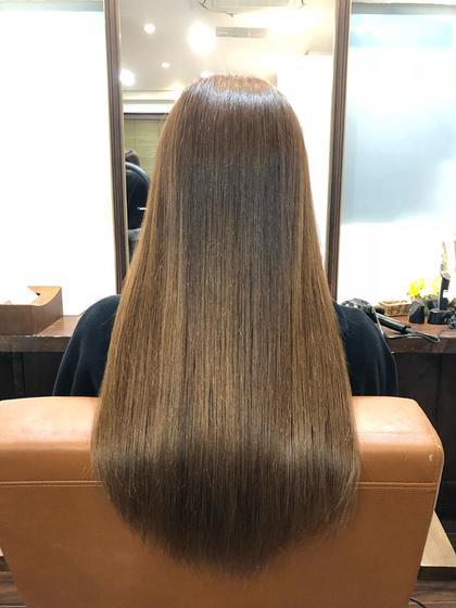 全員対象⭐️リピーター多数⭐️【髪に潤いと癒しを】カット & ハホニコトリートメント