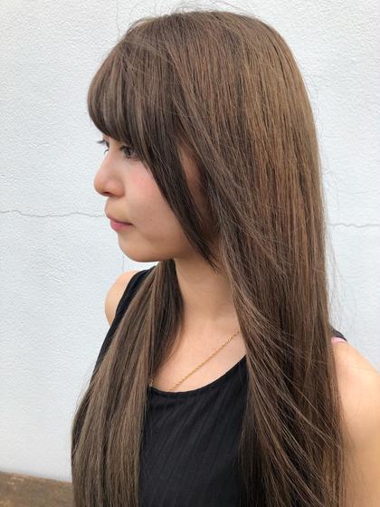 ✨シルキーエステ(髪質改善ストレート)✨