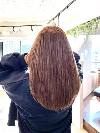 🌿TOKIO髪質改善トリートメント🌿熱インカラミ♪