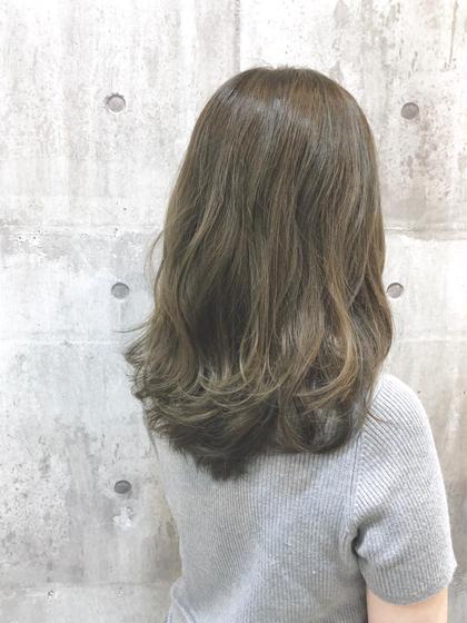 【✨2・3月平日限定✨】透け感・ツヤ感カラー&うる艶トリートメント