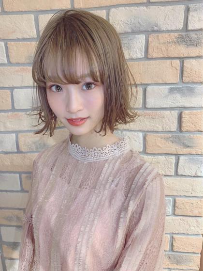 ❣️今月限定☆髪再生❣️イルミナカラーorアディクシーカラー&cut&3stepトリートメント❣️