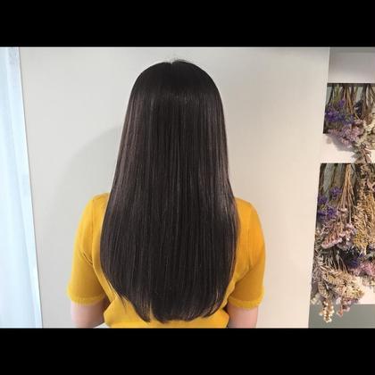 ハイトーンで傷んだ髪もツヤツヤになります!