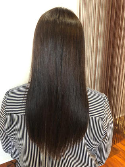 ☆髪質改善&修復トリートメントカラー☆