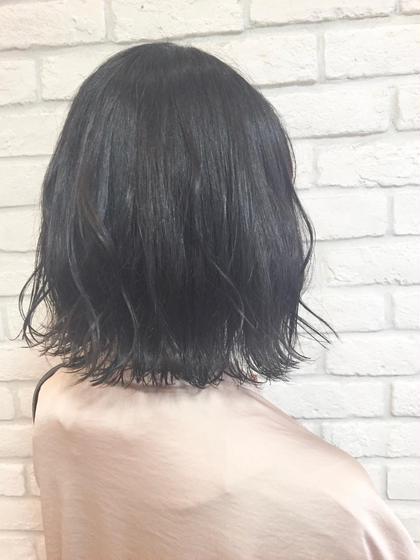 【ミニモ特別価格💐】オーガニックカラー+うる艶トリートメント